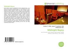 Midnight Bayou kitap kapağı