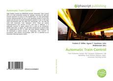 Buchcover von Automatic Train Control