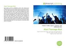 Обложка Atari Teenage Riot