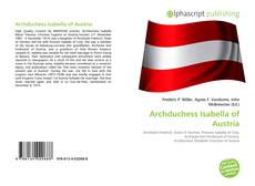 Archduchess Isabella of Austria的封面