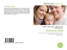 Copertina di Protection Civile