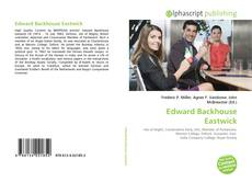 Bookcover of Edward Backhouse Eastwick