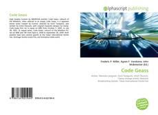 Copertina di Code Geass