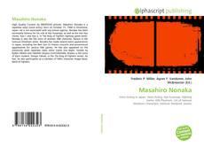 Masahiro Nonaka的封面