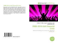 Bookcover of 2008–2010 Irish Financial Crisis
