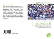 Portada del libro de Edward Hicks (MP)