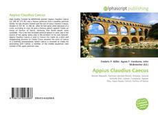 Bookcover of Appius Claudius Caecus