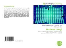 Bookcover of Airplanes (song)
