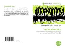 Genocide kitap kapağı