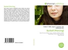 Bookcover of Barbell (Piercing)