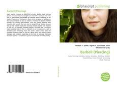 Capa do livro de Barbell (Piercing)