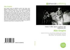 Bookcover of Alec Empire