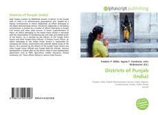 Borítókép a  Districts of Punjab (India) - hoz