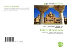Buchcover von Districts of Tamil Nadu