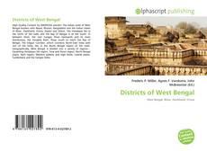 Copertina di Districts of West Bengal