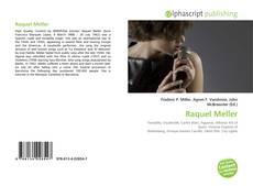 Buchcover von Raquel Meller