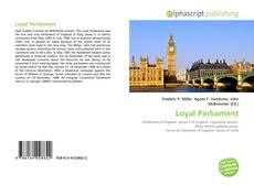 Обложка Loyal Parliament