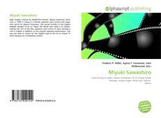 Portada del libro de Miyuki Sawashiro