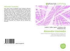 Bookcover of Alexandre Litvinenko