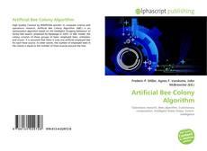 Portada del libro de Artificial Bee Colony Algorithm