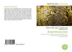 Bookcover of Brood (honey bee)