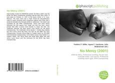 No Mercy (2001)的封面