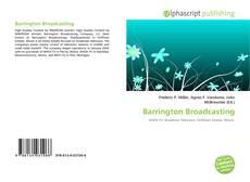 Buchcover von Barrington Broadcasting