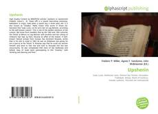 Bookcover of Upsherin