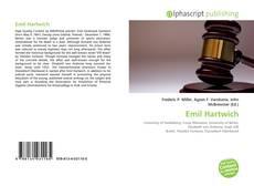 Emil Hartwich kitap kapağı