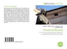 Обложка Vincent of Beauvais
