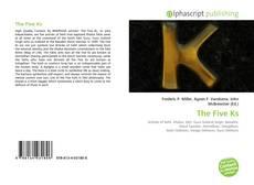 The Five Ks的封面