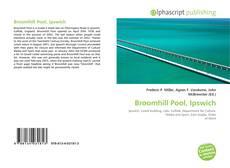 Borítókép a  Broomhill Pool, Ipswich - hoz