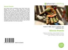 Bookcover of Minnie Pwerle