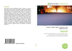 Bookcover of Hazard