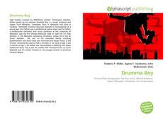 Drumma Boy的封面