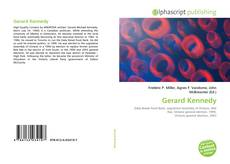 Bookcover of Gerard Kennedy