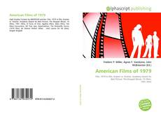 Bookcover of American Films of 1979