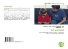 Bookcover of EA Montreal