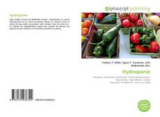 Bookcover of Hydroponie