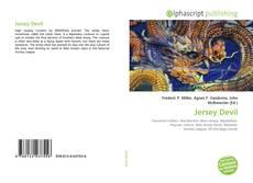 Bookcover of Jersey Devil