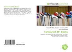 Bookcover of Fahrenheit 451 Books