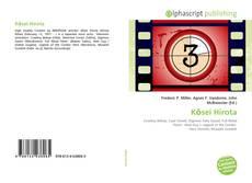 Buchcover von Kōsei Hirota