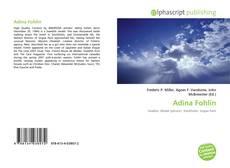 Bookcover of Adina Fohlin