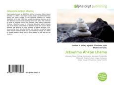 Buchcover von Jetsunma Ahkon Lhamo