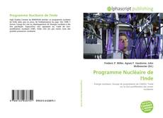 Bookcover of Programme Nucléaire de l'Inde