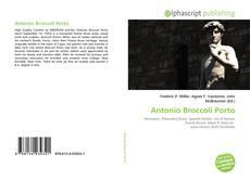 Bookcover of Antonio Broccoli Porto