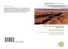 Portada del libro de Hiver d'Impact