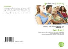 Bookcover of Eyes Down