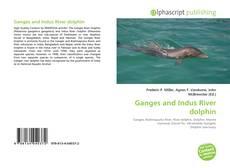 Capa do livro de Ganges and Indus River dolphin