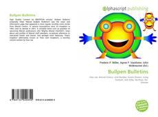 Capa do livro de Bullpen Bulletins